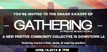 theGATHERING Kickoff + Live Music + Poetry +...