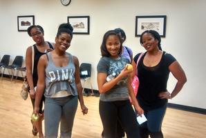 Adullt  Modern Dance and Stretch Class