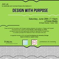'DESIGN WITH PURPOSE' PARTY