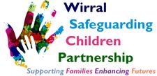 Wirral Safeguarding Children Partnership (WSCP) logo