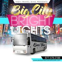 Big City, Bright Lights ( New York) Bus Tour