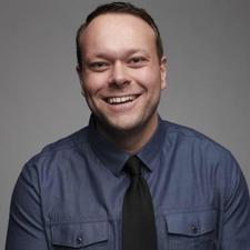 Aaron Kleiber. Dad, Actor, Comedian LIVE #GrownDadBusiness logo
