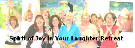 Spirit Of Joy In Your Laughter Retreat