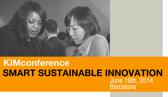 "KIMconference 2014 ""Smart Sustainable Innovation"""