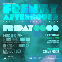 06.06 // Frenzy Afterhours feat. Eric Jerome & Greg...