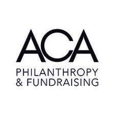 ACA Philanthropy and Fundraising logo