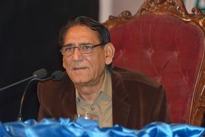 Prof.Ahmad Rafique Akhtar LECTURE at DASKA