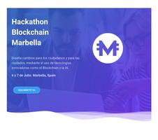 Hackathon Blockchain Marbella