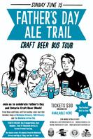Father's Day Ale Trail - Craft Beer Bus Tour