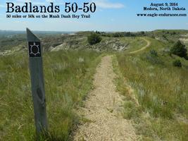 Badlands 50/50