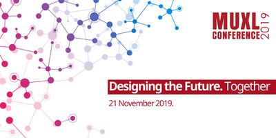 Mobile UX London Conference 2019 - Designing The Future. Together.