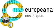 Europeana Newspapers Project logo