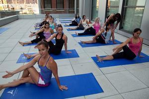 Fort Point Fitness: Pilates
