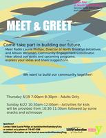 Meet & Greet at Kings Bay Y North Williamsburg