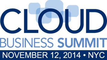 Cloud Business Summit 2014