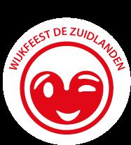 Wijkfeest de Zuidlanden logo