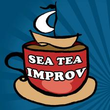 Sea Tea Improv logo