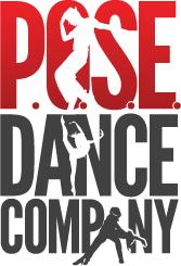 P.O.S.E. Dance Company logo