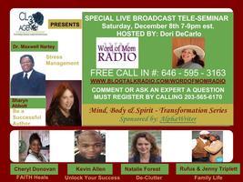 Mind, Body & Spirit - Transformation Live Broadcast...