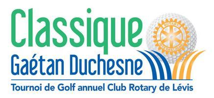 Tournoi de golf - Club Rotary de Lévis