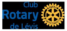Club Rotary de Lévis logo