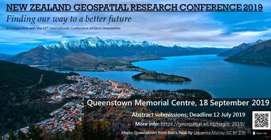 New Zealand Geospatial Research Conference 2019