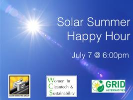 Solar Summer Happy Hour