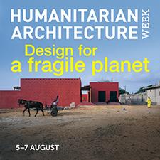 Humanitarian Architecture Week 2019 logo