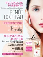 FGI Dallas Presents Renee Rouleau
