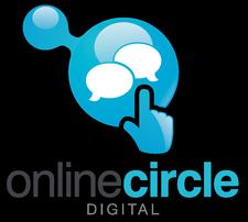 Online Circle logo