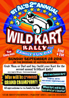WildKart Rally 2014