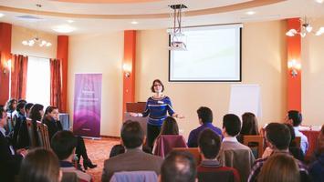 """Seminar """"Limbajul trupului in afaceri si Cele 6..."""