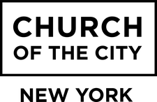 Church Of The City New York logo