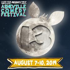 Asheville Comedy Festival logo