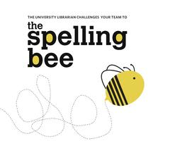 3rd Annual UBC Library / United Way Spelling Bee