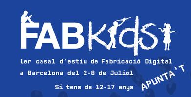 Casal d'Estiu Fab Kids 2014