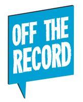 Off The Record - Kilmarnock