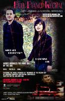 Langning Liu and Michael Berkovsky in Duo Piano Concert