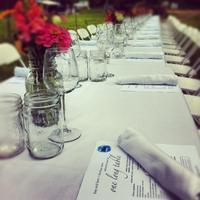 Bay End Farm Dinner | September 2014