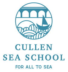 Cullen Sea School logo