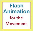Flash Animation for the Movement