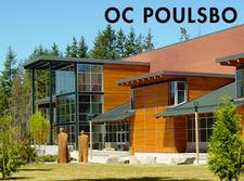 Olympic College Poulsbo Office logo