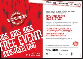 Jobs4Geelong - Jobs Expo