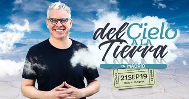 Del Cielo a La Tierra - Bevione en Madrid