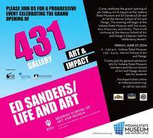 Grand Opening of 431 Gallery: Art & Impact and Ed...