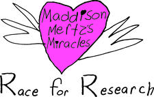 Maddison Mertz's Miracles c/o Children's Cancer Research Fund logo