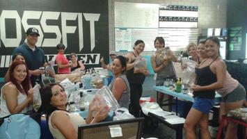 Paleo Freezer Meal Workshop