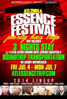 ATL-2-NOLA - Essence Festival Bus Trip - July 4 - July...
