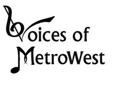 Voices of MetroWest logo