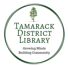 Tamarack District Library logo